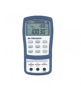 BK Precision Dual Display Handheld LCR Meters Model 880