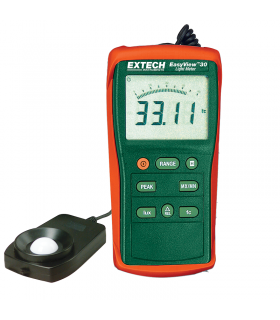 Extech EA30 EasyView™ Wide Range Light Meter