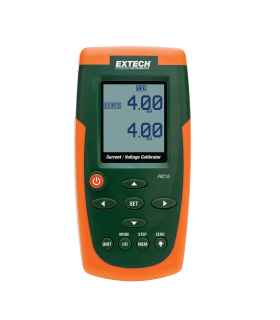 Extech PRC15 Current and Voltage Calibrator/Meter