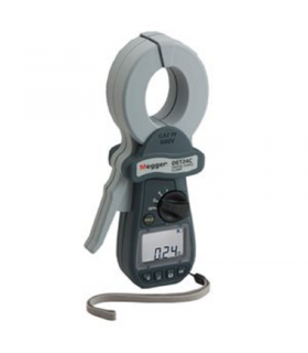 Megger DET14C Earth Clamp Meter