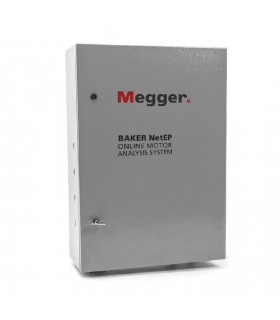 Megger Baker NetEP On-line Motor Analysis System