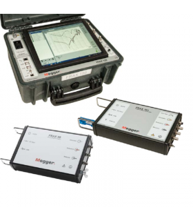 Megger FRAX99, FRAX101 and FRAX150 Sweep Frequency Response Analyses